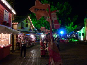 Aldeia do Papai Noel in Gramado